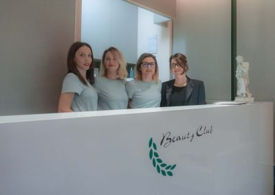 Estetica Beauty Club Team