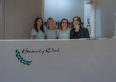 Estetica Beauty Club Staff